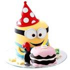 Adorable Ambrosia Minion Theme Cake