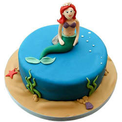 Book Online Mermaid Cake