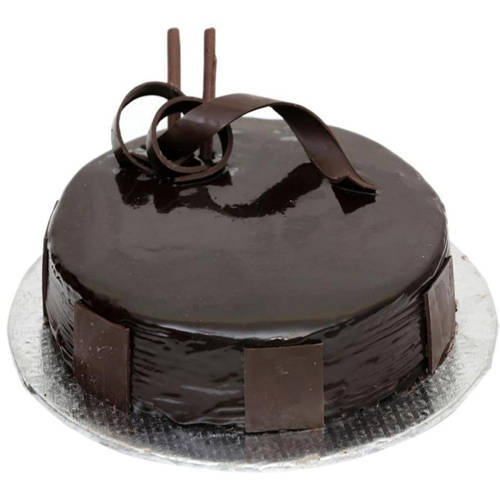 Online Gift Chocolate Cake from 3/4 Star Bakery
