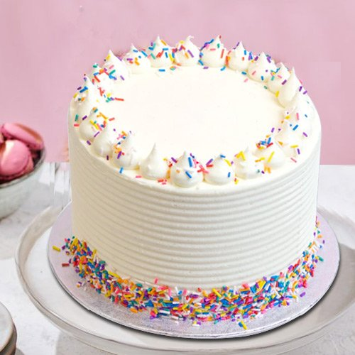 Deliver Online Vanilla Cake from 3/4 Star Bakery