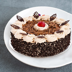 Enticing Black Forest Cake