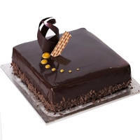 Mouth-Watering Choco-Flavored Cake
