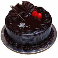 Delicious Choco Truffle Cake