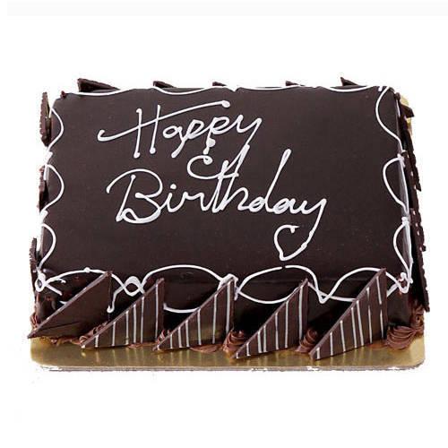 Marvelous Eggless Chocolaty Cake