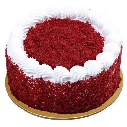 Online Eggless Red Velvet Cake