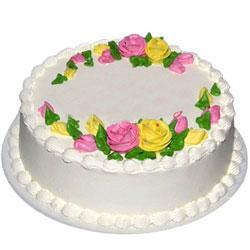 Deliver Eggless Vanilla Cake Online