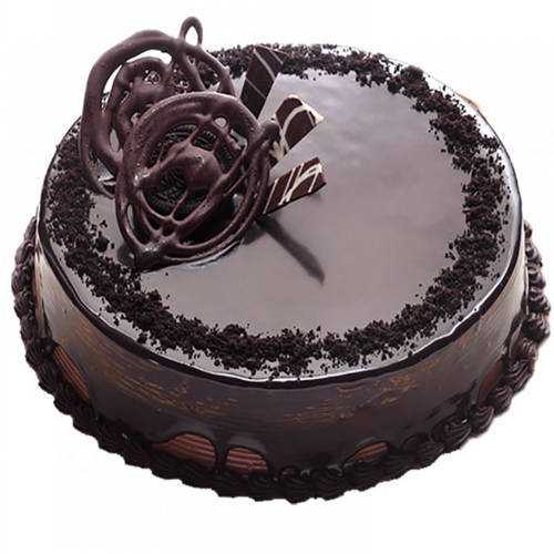 Order Online Eggless Chocolate Truffle Cake