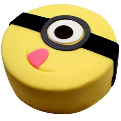 Order Online Kids Minion Stuart Fondent Cake