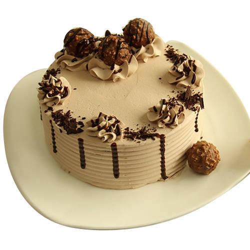 Online Gift Ferrero Rocher Chocolate Cake