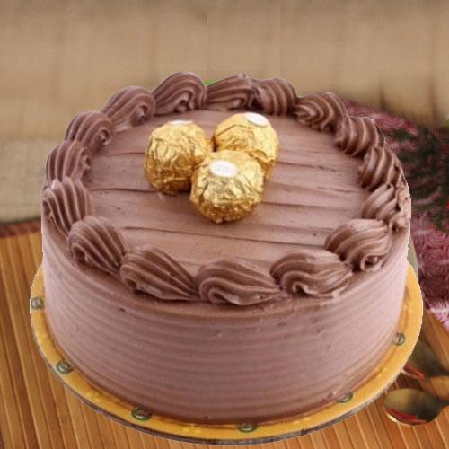 Order Ferrero Rocher Chocolate Cake Online