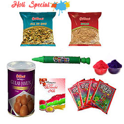 Special Occasion Holi Gift Hamper