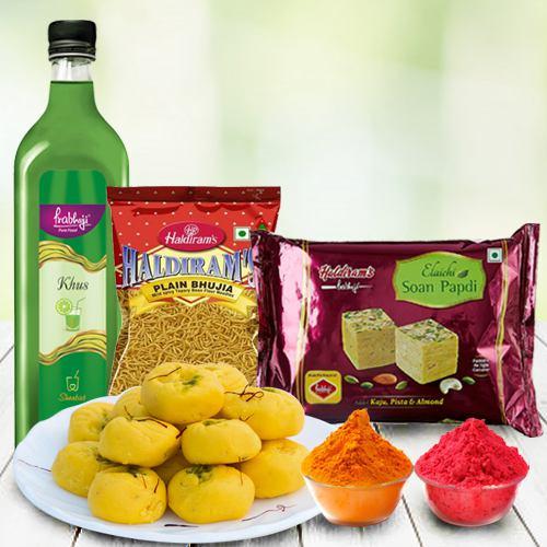 Divine Haldirams Food Combo