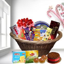 Touch of Good Health Christmas Hamper