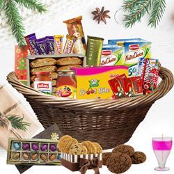 Holiday Splendor Christmas Gift Hamper