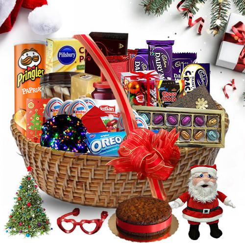Holiday Memories Christmas Gift Hamper