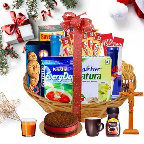 Big Thank to You Christmas Gift Hamper