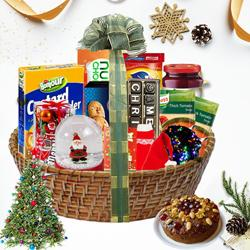 Gorgeous Christmas Traditional Hamper<br>