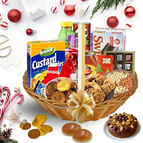 Wonderful Christmas Hamper<br>