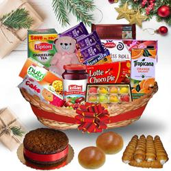 Taste of Alluring Christmas Hamper<br>
