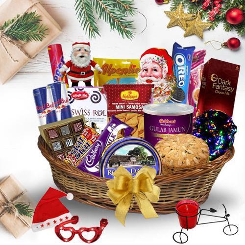 Idealistic Awaiting Christmas Gift Hamper<br>