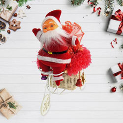 Lets Welcome Santa Claus Gift Set