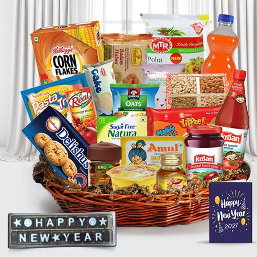 Best in Taste New Year Gift Hamper