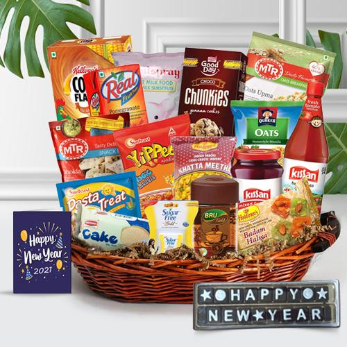 Something Special for You New Year Gift Hamper