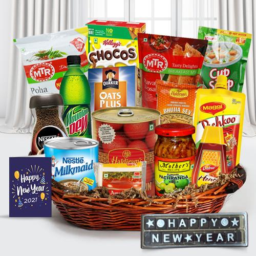 A Fresh Start New Year Hamper