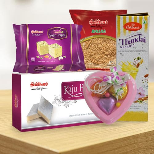 Haldirams Toothsome Collection