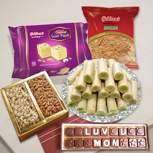 Wholesome Gift Hamper for Mother's Day Celebration
