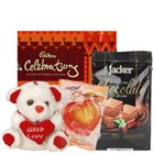 Enticing Combo of Chocolate Assortments