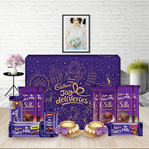Assorted Dairy Delight Gift Set