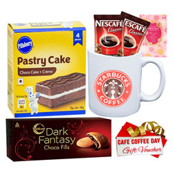Delicious Coffee Time Hamper with CCD Voucher