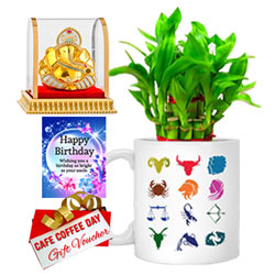 Birthday Selection Gift Hamper with CCD Voucher