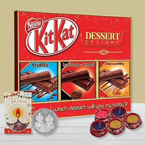 Delicious Nestle Chocolate Lovers Gift Pack with Lots