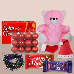 Luscious Collection of Christmas Delicacies