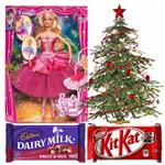Graceful Arrangement of Christmas Delicacies