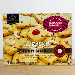 Divine Fruit Cookies by Karachi Bakery