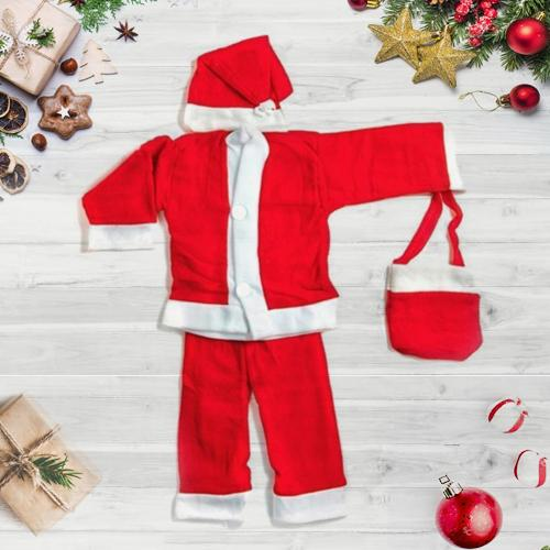 Fancy Santa Outfit for Kids