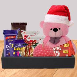 Special Christmas Choco Hamper