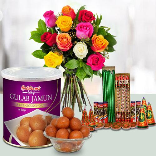 Rich Fortune Diwali Array