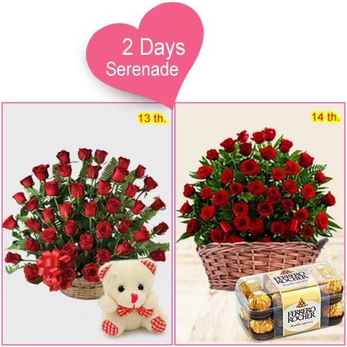 Buy 2-Day Serenade Combo for Her