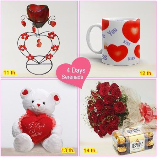 Classic 2-Days Serenade Gift for Women