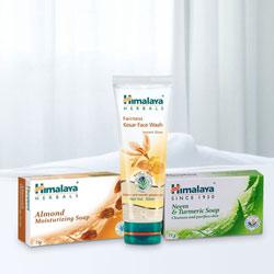 Himalaya Herbal 3-in-1 Bath pack