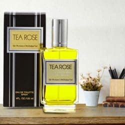 Wonderful Fragrance Special Tea Rose Perfume By The Perfumers Workshop for Women