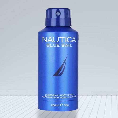 Opulent Nautica Blue Deodorant