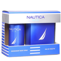 Potent Looking Nautica Blue Set for Men
