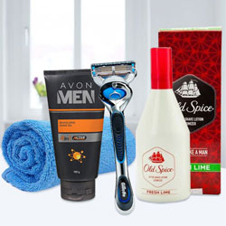 Ace Shaving Kit Combo for Men