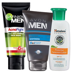 Perfect Skin Care Combo for Men