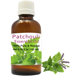 Innovative Gift Pack of Patchouli Essential Oil